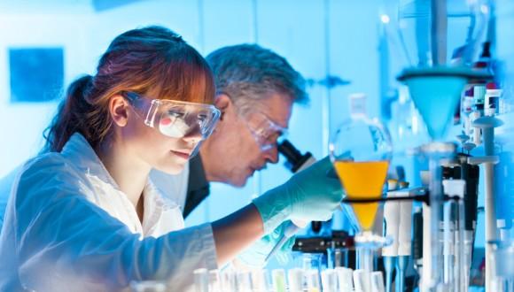 Professionals In Laboratory
