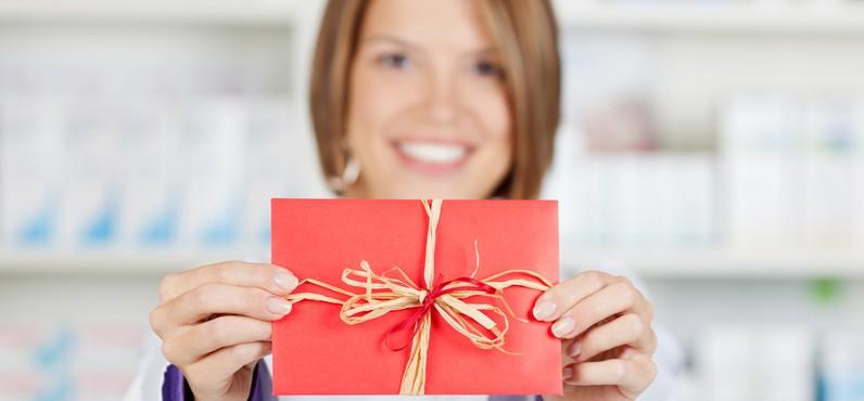 PharmaStore Credit Card